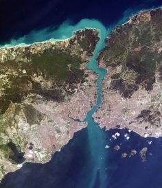 Istanbul and the Bosporus