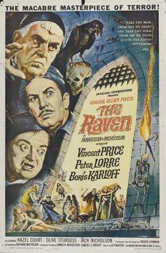 Edgar Allen Poe's The Raven (1963)