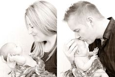 Newborn baby photographer in Horsham West Sussex. Newborn baby portraits by Dennison Studios Photography. Newborn portrait sessions in your own home.