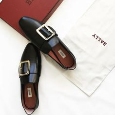Bally #loafer #shoes #flats #footwear #bally