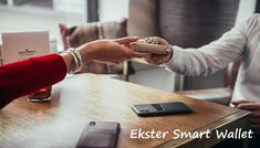 Great Gift For The Grad – An Ekster Smart Wallet