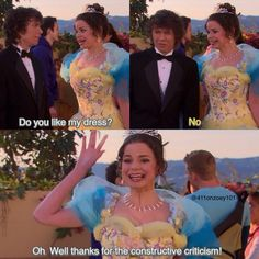 Stacy and Logan Tv Show Quotes, Movie Quotes, Dan Schneider, Zoey 101, Drake And Josh, Old Disney, Funny Scenes, Old Shows, Disney Memes