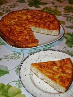 Cristina's world: Placinta de pui - dukan style Tart Recipes, Cooking Recipes, Healthy Recipes, Dessert Drinks, Dessert Recipes, Greek Yogurt Chicken Salad, Mini Tart, Dukan Diet, Food To Make