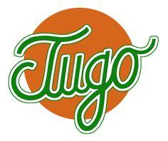 JUGO JUICE logo. Sara Cenci. 2016