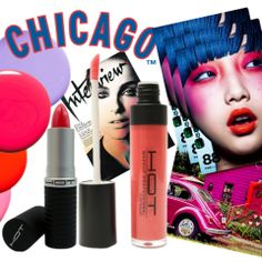 CHICAGO!! #makeup #chicago #trends #fashion #products #hotmakeup