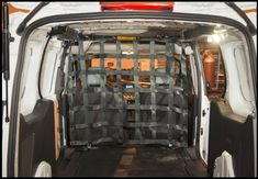 Bednet® Cargo Van Bulkhead – Small | BN-0323 Drywall Sander, May I Help You, Cement Mixers, Construction Tools, Cargo Van, How To Level Ground, Van Life, Image