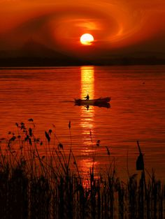 Photograph Golden Sunset by Mustafa ILHAN on 500px