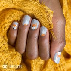 Jamberry Faux fox #jamberry