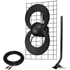The ClearStream Indoor/Outdoor UHF/VHF HDTV Antenna requires little-to-no assembly and is scientifically proven to out-perform the competition for reliable, long-range TV reception. Outdoor Hdtv Antenna, Electronic Engineering, Walmart, Indoor, Range, Christmas 2016, Towers, Cord, Free Shipping