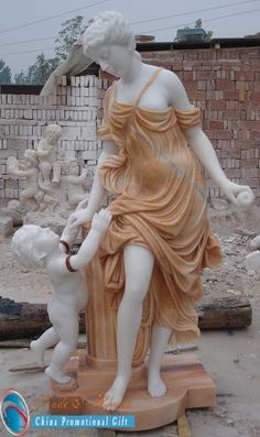 MARBLE--SCULPTURE