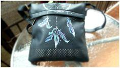 #handpainted #handbags #trendy Idylla torebki ręcznie malowane