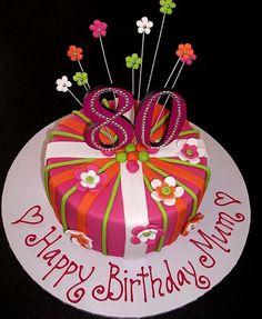 Mum Birthday Cake | Flickr - Photo Sharing!
