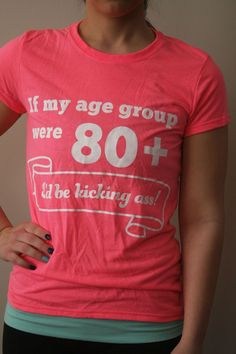 75670b5b77 Funny running shirt (and totally true for me!) Funny Running Shirts