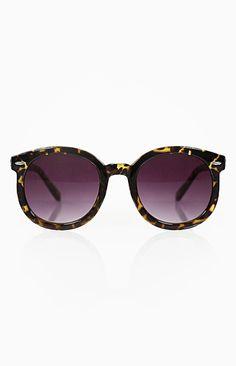 6cdfe7bd8ce3 Supa Sundays Lauren Sunglasses Tortoiseshell great dupe for Karen Walker  Super Duper Strength