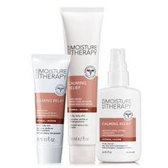 Moisture Therapy Calming Relief Collection