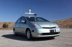 Googles autonomous car is the first in the US to get it's own driving license!