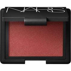 NARS Taos Blush - Taos ($30) ❤ liked on Polyvore featuring beauty products, makeup, cheek makeup, blush, fillers, beauty, taos and nars cosmetics