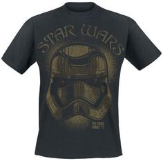 "Star Wars T-Shirt ""Episode 7 - The Force Awakens - On Tour Since 1977"" black • EMP"