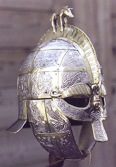 What Beowulf might would have worn, that is if he ever wore all of his armor,