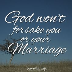 So, What Does Restoration In Marriage Look Like? --- I last wrote about the fact that our Father is a God who restores. I am an example of His restoration and redemptive nature – as isrestoration in marriage. And while restoration in your marriage will look differently […]… Read More Here https://unveiledwife.com/so-what-does-restoration-in-marriage-look-like/
