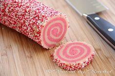 Spiral Sugar Cookies