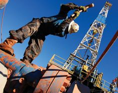 Types of Marine Jobs: Oil Rig Roughneck Oilfield Humor, Oilfield Trash, Oilfield Wife, Oilfield Quotes, Oil Rig Jobs, Offshore Bank, Energy Services, Oil Refinery, Drilling Rig