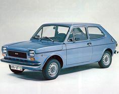 Fiat 127 Luxus - 1976
