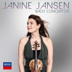 JANINE JANSEN - Bach concertos - CD