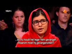 Malala Yousafzai, het meisje dat wereldberoemd werd door haar strijd voor rechten van vrouwen in Pakistan. Haar strijd voor onderwijs voor vrouwen heeft haar...
