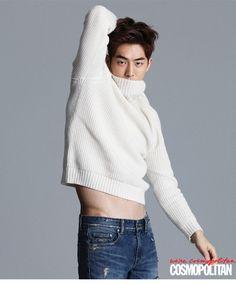 지금 제일 핫한 남자 모델들이 만든 코스모 캘린더 | 코스모폴리탄 코리아 (COSMOPOLITAN KOREA)