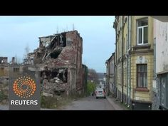 Russia's historical Vyborg city is crumbling - YouTube