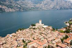 Località del Lago di Garda   Malcesine #gardaconcierge