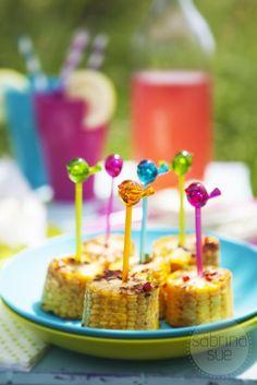 my little picknick party – mit Koziol und Kräuter Tofu in Reispapier