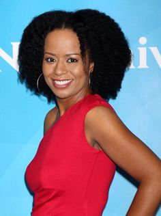 Tempest Bledsoe, Vanessa (The Cosby Show) and Marny (Guys w/ Kids), born 8/1/1973