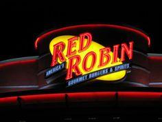 Red Robin   YUMMMMMMM