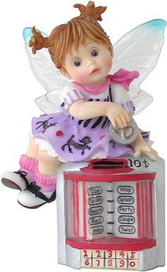 My Little Kitchen Fairies - Juke Box Fairie  http://www.efairies.com/store/pc/My-Little-Kitchen-Fairies-Juke-Box-Fairie-37p3297.htm  $36.95