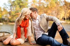 engagement photography - poses!