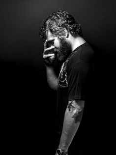 awesome portrait of ryan dunn