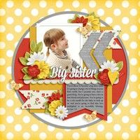 A Project by Digikiwichick from our Scrapbooking Gallery originally submitted 06/19/13 at 05:19 AM