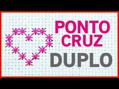 Bordado em tecido xadrez com Ana Maria Ronchel | Vitrine do Artesanato na TV - YouTube