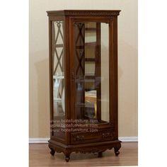 Ribbon Display Cabinet