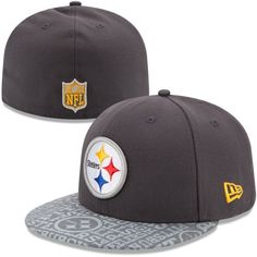 Pittsburgh Steelers 59FIFTY Hat 2014 Nfl Draft 3977a57fa