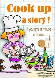Lots of freebie printables! If You Give a Mouse a Cookie