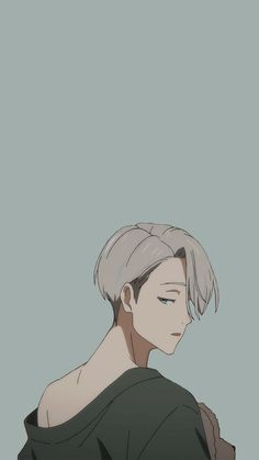 "viknikifolov: "" "" Viktor and Makkachin in E02 ""Wallpapers [540x960] "" """