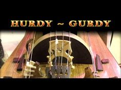 HURDY GURDY Demonstrated  played by Matthias Loibner