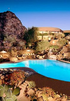 Next pool I will be enjoying.  Buttes Marriott in Tempe!