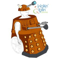 Gallery-SciFi-Walkin' & Rollin' Costumes Easy Costumes, Costume Ideas, Wheelchair Costumes, Sci Fi, Sketches, Gallery, Drawings, Kids, Young Children