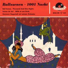 Hermann Hagestedt Mit Seinem Orchester - Ballszenen / 1001 Nacht (Vinyl) at Discogs