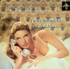 julie london album covers | theredtele℘honε.: The Album Covers of Julie London