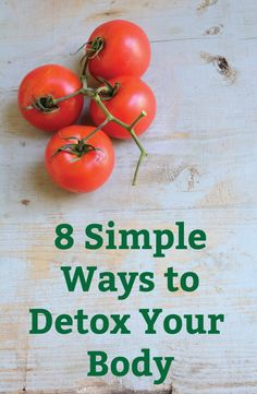If you are seeking natural ways to cleanse your body, the eight simple ways below will be very helpful. You can repeat the detox at any time to increase your metabolism and boost immunity. #fitness #weightloss #detox